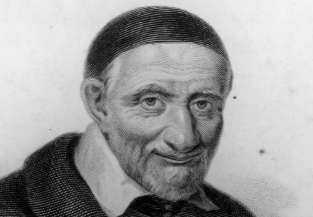 Saints for Today: Vincent de Paul, Priest (1580-1660) - Voice of the  Southwest