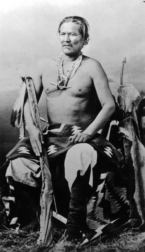 Chief Manuelito.