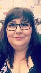 Angela Brunson, new principal of St. Teresa in Grants.
